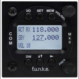RADIO COM ATR 833-II LCD...