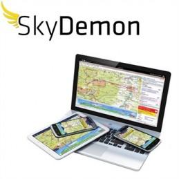SkyDemon VFR w pełnym...