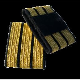 Paski Co-pilota  żółte