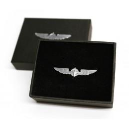 Pilota skrzydełka srebrna...