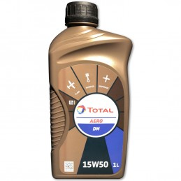 TOTAL Olej silnikowy 15W 50