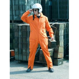 Kombinezon pilota orange