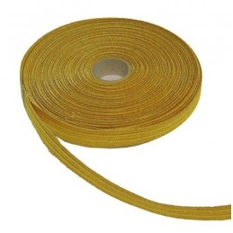 Tressenband- taśma kolor żółty