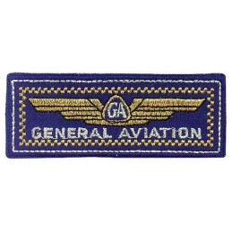 Naszywka General Aviation