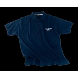 Pilot Polo Shirts