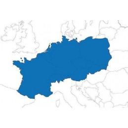 Centralna Europa Jeppesen...