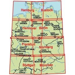 Mapy VFR  Niemcy 2014 rok...