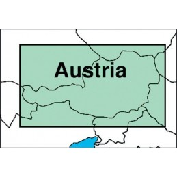 Mapy VFR  Austria 2014 rok...