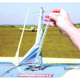 Rurka pomiaru paliwa Cessna...