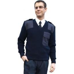 Swetr pilota zawodowego V