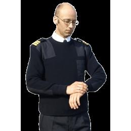Swetr pilota zawodowego...