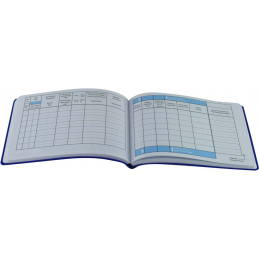 Książka lotów EU FCL (jezyk DE, EN)