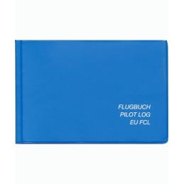 Książka lotów EU FCL (język DE, EN)