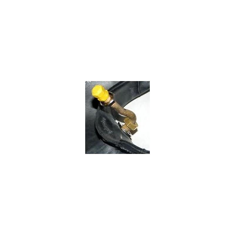 Dętka 5.00 - 5 dla samolotów ventil zagiety