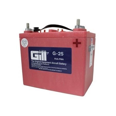 Akkumulator Gill G 25