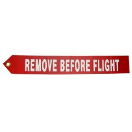 Flaga Remove Before Flight...