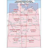 ICAO Mapy VFR 500  Niemiec