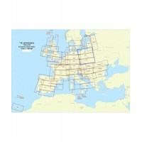 Wyprzedaż Map Lotniczych